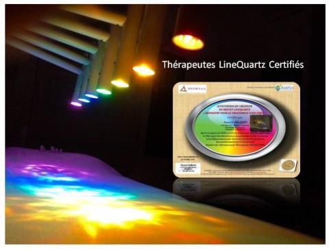 Thérapeutes Linequartz, énergéticiens, protocole Linequartz, séances linequartz